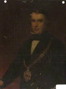 James W. Weston, Mayor of Salford (1859–1861)