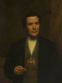 Alderman Thomas Davies, JP