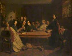 John Wesley and His Friends at Oxford
