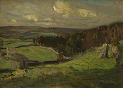 The Edge of Grass Wood, Grassington