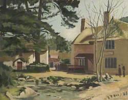 Village in Somerset