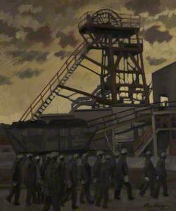 Snibston Colliery, Leicestershire
