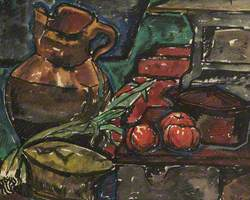 Still Life in Kitchen