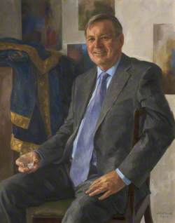 Thomas Mutrie Husband, Fourth Vice-Chancellor of the University of Salford (1990–1997)