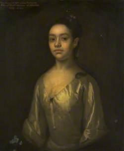 Elizabeth, Daughter of William and Elizabeth Farington, Wife of Richard Atherton, of Atherton, 1726