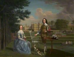Sir Roger and Lady Bradshaigh