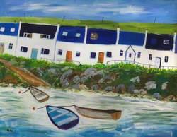 Fife Fishing Village