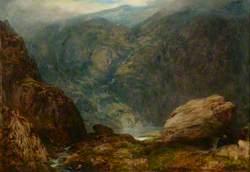 Llyn Dylun, the Llandudno Water Supply