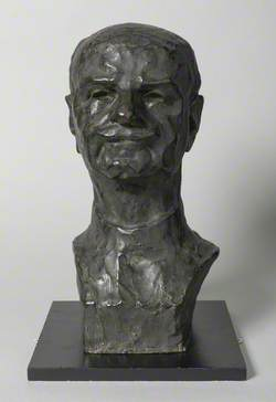 Head of a Military Officer: Major Smythies