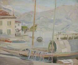 Boats at Menaggio