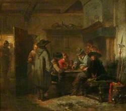 Interior of a Dutch Inn