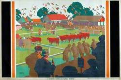 A Home Agricultural Show