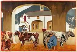 Milking Cows*