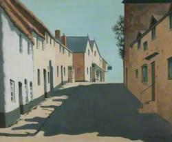 Street in Stogumber
