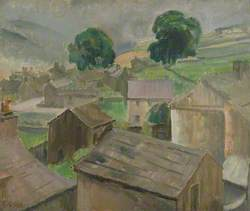 Muker Village, Swaledale