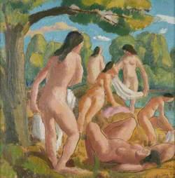 Bathers, 1926