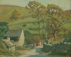 Lamorna Lane