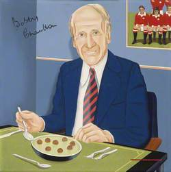 Bobby Charlton (b.1937)