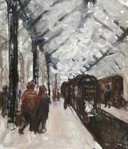 London Road Station I