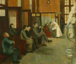 Outpatients, Manchester Royal Infirmary