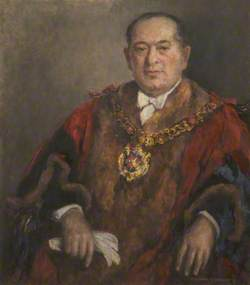 Alderman Leslie Lever (1905–1977), Lord Mayor of Manchester