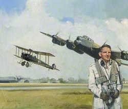 'The Quiet Test-Pilot'*