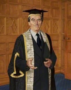 Professor R. F. Boucher, Principal and Vice-Chancellor (1995–2000)
