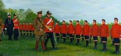 Royal Hibernian Military School Prize Giving Day, 1911