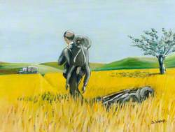 Reaping 'His' Harvest
