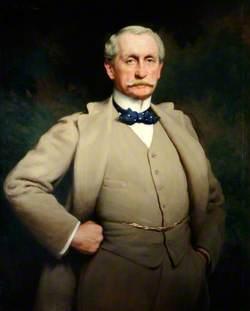 Colonel Sir George Malcolm Fox (1843–1918)