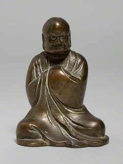 Lama Figure