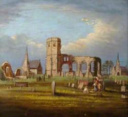 Holy Ghost Chapel Ruins, Basingstoke