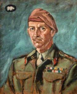 Major General John Coombe