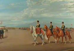 Auld Lang Syne (10th Hussar Guidon Parade)