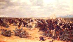 Charge at El Teb, Sudan