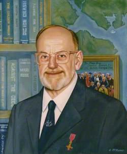 Alexander McKee (1918–1992), OBE