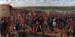 Gala Press Gang, 1798