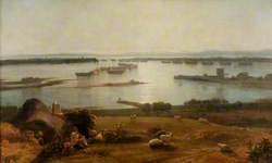 Hulks in Portsmouth Harbour