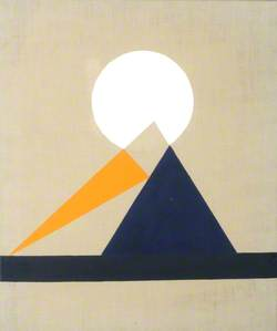 Pyramid Abstract