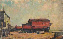 Houseboats at Milton, No. 18