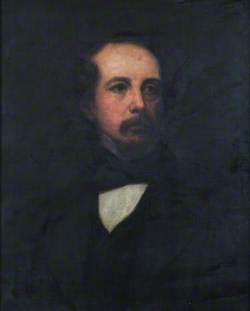 Charles Dickens, Aged 45