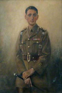 Lieutenant Anthony Francis Macleod Paget (1924–1945)