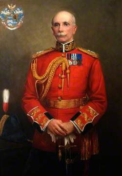 Colonel Thomas Field Dunscomb Bridge, ADC to Her Majesty Queen Victoria and His Majesty King Edward VII, Commandant Depot Royal Marines