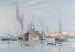 The Tanker 'Ohio'