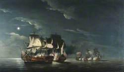 The Battle of Flamborough Head, 1779
