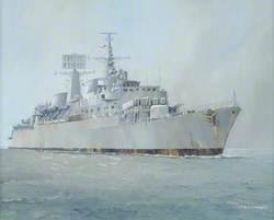HMS 'Glamorgan'