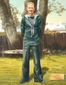 Leading Seaman Jack Mantle (c.1917–1940)