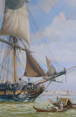 HMS 'Surprise'