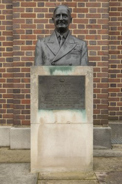 Sir Bruce Austin Fraser (1888–1981), G.C.B., K.B.E.; Baron Fraser of North Cape; Admiral of the Fleet; First Sea Lord (1948–1951)