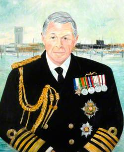 Admiral of the Fleet, the Lord Fieldhouse of Gosport, GCB, GBE (1928–1992)